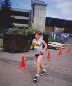 james first triathlon