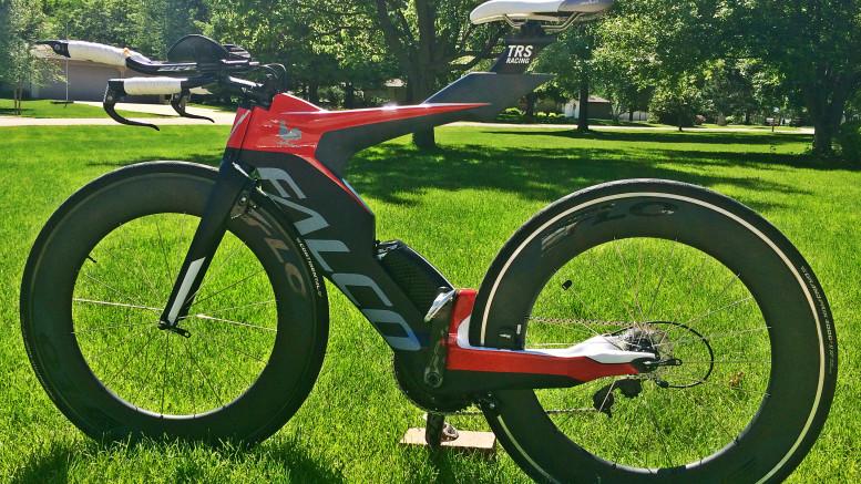 The TRS Edition Falco V | TRS Triathlon