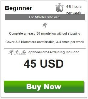 Half Marathon Beginner
