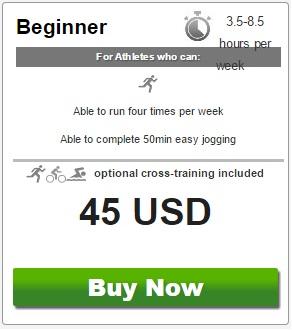 Marathon Beginner
