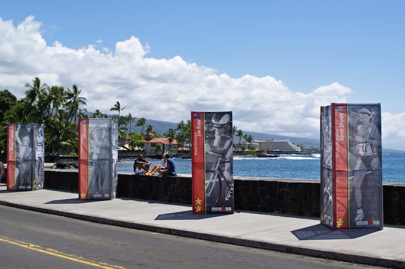 Ironman Kona 2015 - Champions on Ali'i