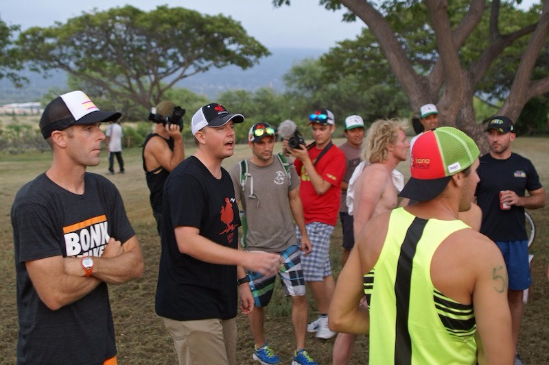 Kona Beer Mile 2015 - Herding Cats