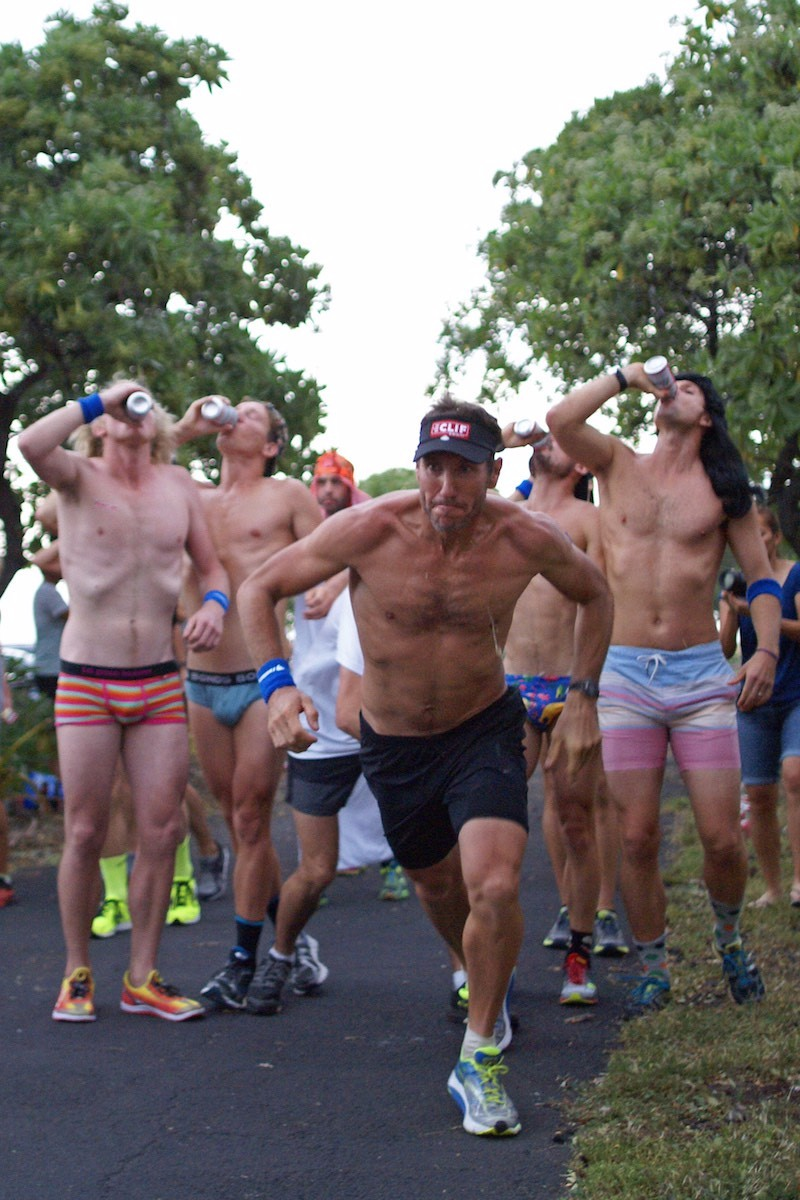 Kona Beer Mile 2015 - Rhodesy