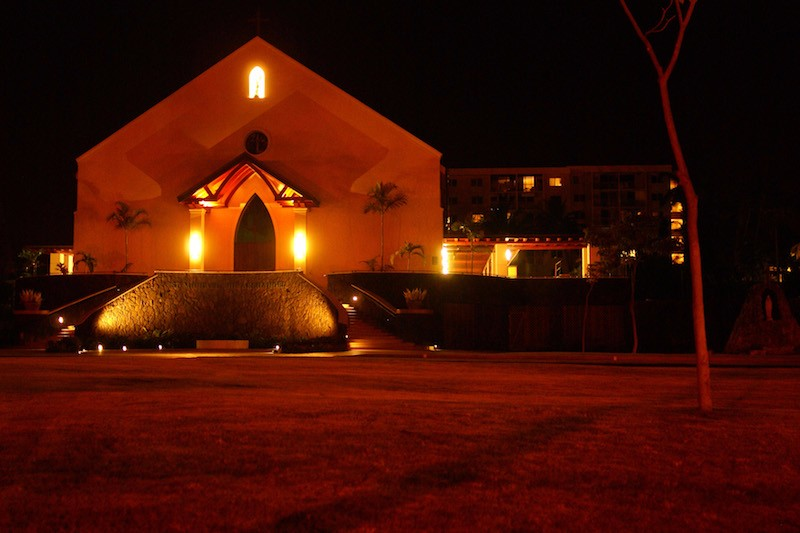 Ironman Kona 2015 - Church