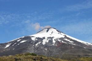 Villarrica Volcano !