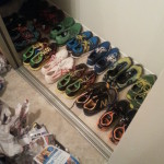 So. Many. Shoes.