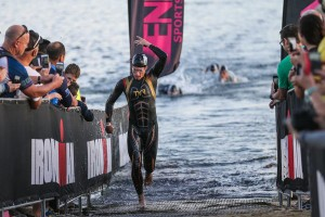 Amberger out of the water. Photo credit @MarcelBerens.