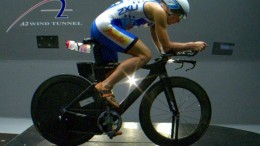 Thomas Gerlach looking very aero | A2 Wind Tunnel | AeroCamp