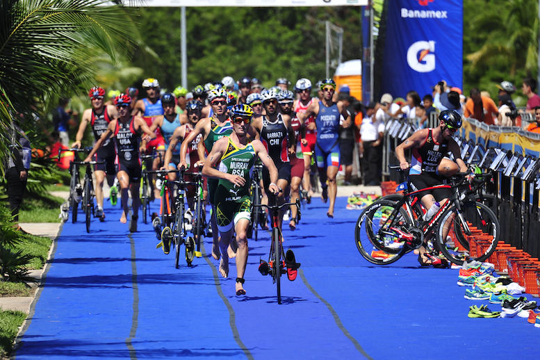 Cozumel World Cup ITU Triathlon