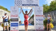 Javier Gomez wins Island House Triathlon 2015