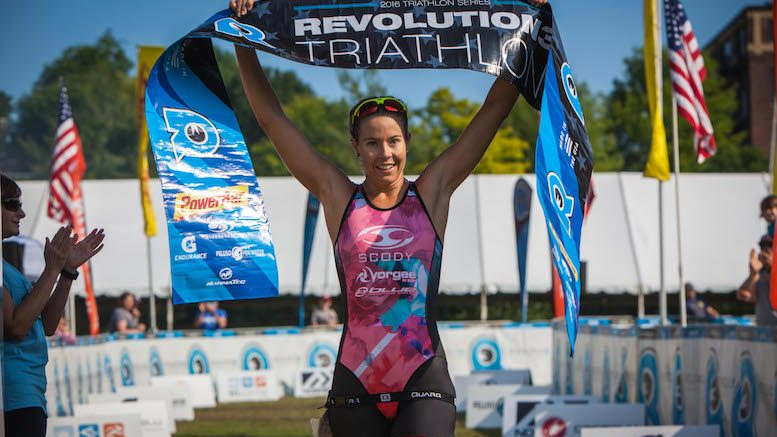 Ellie Salthouse Wins Rev3 Knoxville 2016