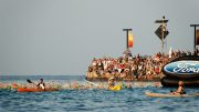 Kona start in 2008. (Photo: Dennis Crabtree/Flickr)