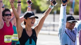 Fantasy Triathlon's Fans Celebrate